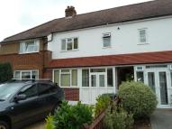 Terraced house in Marston Avenue...