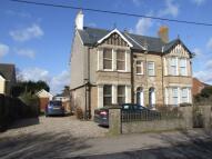 semi detached house in Waldingfield Road...