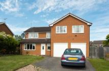 Detached house for sale in Benington Drive...