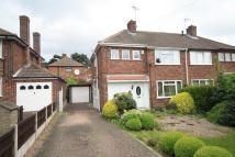 3 bedroom semi detached property in Instow Drive, Derby...