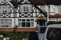 Terraced property in Langley Way...