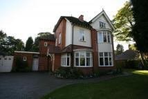 Detached house in Bracebridge Road...