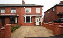 3 bedroom semi detached property in Thornham Lane, Oldham...