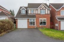 Detached house for sale in Murby Way, Leicester...