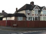 4 bed semi detached property in Sutton Common Road...