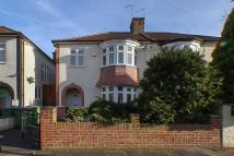 3 bed semi detached property to rent in Alliance Road, London...