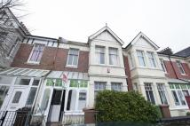 4 bedroom Terraced home for sale in College Avenue, Plymouth...