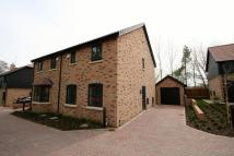 3 bedroom semi detached home in Applewood, Buntingford...