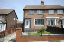 2 bedroom semi detached home in Bradshaw Street...
