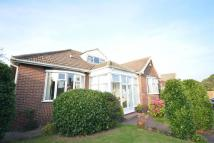 Nicholas Avenue Detached Bungalow to rent