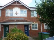 Terraced property in Grasshaven Way...