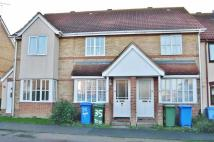Terraced home in Todd Crescent, Kemsley...