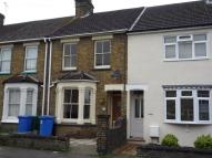 Terraced house to rent in Rock Road, Sittingbourne...