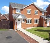 3 bed property for sale in Orkney Way, Thornaby...