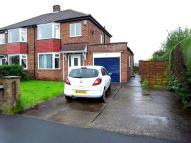 3 bed semi detached house in Countisbury Road, Norton...