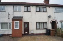 3 bed Terraced home in 6 Wellington Road North...