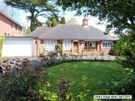 2 bedroom Detached Bungalow in Stanmore Hill, Stanmore...