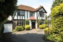 Detached home in West Drive...
