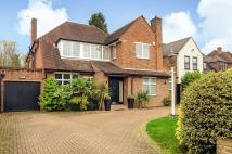 Detached home for sale in Bentley Way, Stanmore HA7