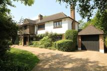 Detached home in Gordon Avenue, Stanmore...