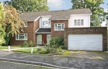 Detached home in Hive Close, Bushey Heath...