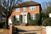 Detached house in Heriots Close, Stanmore...