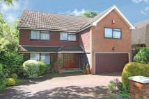 5 bed Detached property in Ben Hale Close, Stanmore...