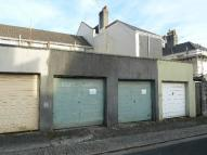 Garage in Benbow Street, Plymouth...