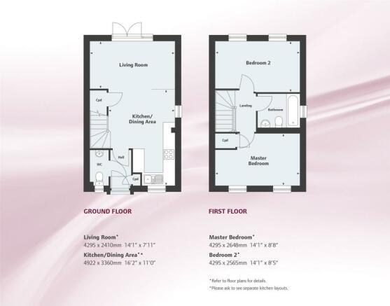 Radford Floor Plan