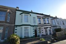 Terraced house in Lipson Road, Plymouth...