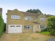 5 bed Detached home for sale in Brookfield, Highworth...