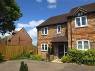 3 bed semi detached home for sale in Jenner Close, Wanborough...
