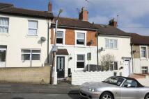 Terraced house in Stafford Street...