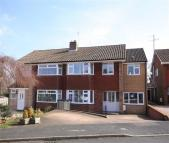 4 bedroom semi detached house for sale in Braemar Close, Swindon...
