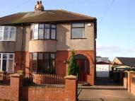 3 bedroom semi detached property in Clifton Avenue...