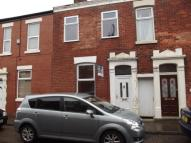 Terraced house in Elmsley Street,  Preston...