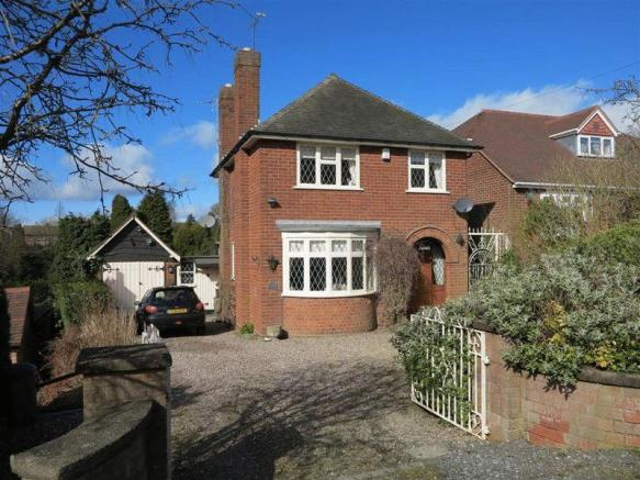 3 bedroom detached house for sale in 44 catholic lane