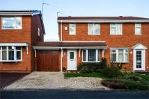 semi detached house in Gorey Close...