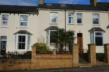 Terraced home for sale in Holway Hill, Taunton