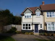 3 bed End of Terrace property in Meadow Walk, HENLOW...
