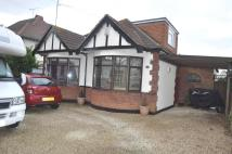 Detached house in Kenilworth Gardens...