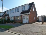 3 bed semi detached house to rent in Clover Road, Flitwick...