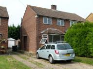 semi detached house in Townfield Road, Flitwick...