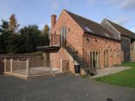 Barn Conversion in The Granary Bridgnorth