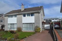 2 bedroom semi detached property for sale in Dunedin Drive, Hairmyres...
