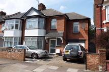 4 bed semi detached home in Cholmondeley Avenue...