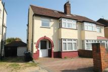 semi detached property for sale in Alder Grove, LONDON