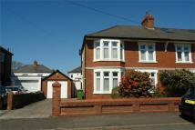 3 bed semi detached property in St Francis Road...
