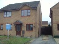 semi detached house in Clipper Close Bridgwater...