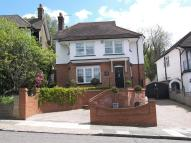 Detached house in Old Park Ridings, London...